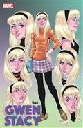 Gwen Stacy #1 (of 5) Nauck Faces of Gwen Var