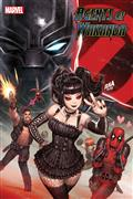 Black Panther And Agents of Wakanda #6