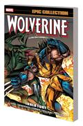 Wolverine Epic Collection TP Inner Fury