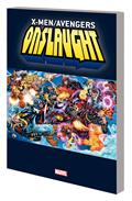 X-Men Avengers TP Vol 01 Onslaught