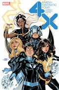 X-Men Fantastic Four #1 Poster