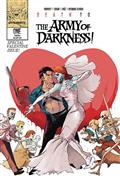 Death To Army of Darkness #1 Cvr D Piriz