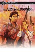 Death To Army of Darkness #1 Parrot Sgn Atlas Ed (C: 0-1-2)