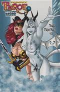TAROT-WITCH-OF-THE-BLACK-ROSE-TP-VOL-11-(MR)