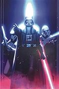 DF Star Wars Darth Vader #1 Sgn Pak