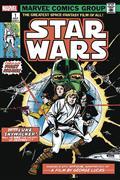 DF Star Wars #1 Facsimile Chaykin Sgn