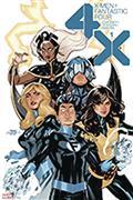 DF Xmen Fantastic Four #1 Dodson Sgn