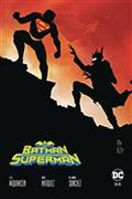 DF Batman Superman #1 Midtown Oliver Exc