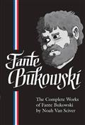 COMPLETE-WORKS-OF-FANTE-BUKOWSKI-HC-(C-0-1-2)