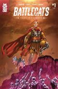 Battlecats Tales of Valderia #1 (of 4)