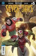 CATALYST-PRIME-SEVEN-DAYS-5-(OF-7)-CVR-A-SEJIC