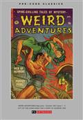PRE-CODE-CLASSICS-WEIRD-ADVENTURES-HC-VOL-01-(C-0-1-1)