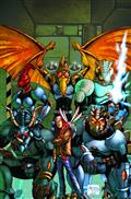 JURASSIC-STRIKE-FORCE-5-TP-VOL-01