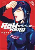 Raw Hero GN Vol 01 (MR) (C: 0-1-2)