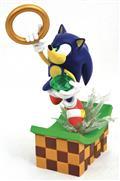 Sonic Gallery Sonic Pvc Statue (C: 1-1-2)