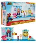 Nintendo 2-1/2In Figure Dlx Underwater Playset Cs (Net) (C: