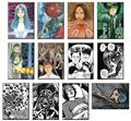 Junji Ito Collection 48Pc Magnet Asst (C: 1-1-2)