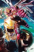 Power Rangers Drakkon New Dawn #1 Convention Exc Var