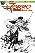 Zorro Legendary Adventures #1 Blazing Blades of Zorro Ltd Ed