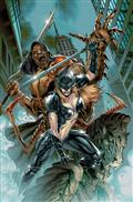Grimm Spotlight Black Knight vs Lord of Flies #1 Cvr A Vitor