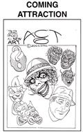 A Ditko Act Six (O/A) *Special Discount*
