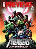 Marvel Previews April 2015 Extras (Net) *Special Discount*