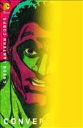 Convergence Green Lantern Corps #1 Chip Kidd Var Ed *Clearance*