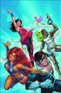Convergence New Teen Titans #1
