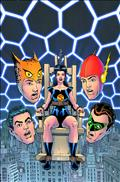 Convergence Crime Syndicate #1 *Clearance*