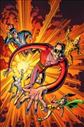 Convergence Plastic Man Freedom Fighters #1 *Clearance*