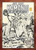 Jack Kirby Kamandi Artist Ed HC Vol 01 (Net) (C: 0-0-1) *Special Discount*