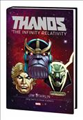 Thanos Infinity Relativity Ogn HC *Special Discount*