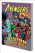 Avengers Vision And Scarlet Witch TP New PTG *Special Discount*