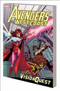 Avengers West Coast Vision Quest TP New PTG *Special Discount*