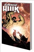 Savage Hulk TP Vol 02 Down To Crossroads *Special Discount*