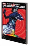 Bucky Barnes Winter Soldier TP Vol 01 Man On Wall *Special Discount*