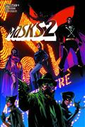 Masks 2 #1 (of 8) Cvr A Guice Main *Special Discount*