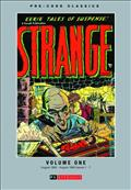Pre Code Classics Strange Fantasy HC Vol 01 (C: 0-1-0) *Special Discount*