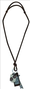 Attack On Titan Garrison Icon Necklace (C: 1-1-0)