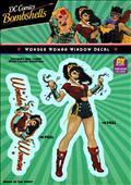 DC Bombshells Wonder Woman PX Vinyl Decal (C: 1-1-1)