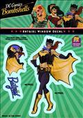 DC Bombshells Batgirl PX Vinyl Decal (C: 1-1-1)