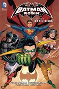 Batman & Robin TP Vol 07 Robin Rises *Special Discount*