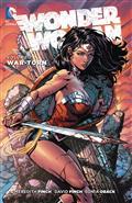 Wonder Woman TP Vol 07 War Torn *Special Discount*