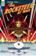 Rocketeer At War #4 (of 4)