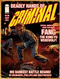 Criminal 10Th Anniversary Special Deadly Ed Magazine Size (M
