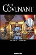 Covenant TP Vol 01 Siege (MR) *Special Discount*