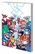 Little Marvel Standee Punch-Out Book TP *Special Discount*