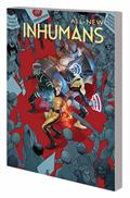 All New Inhumans TP Vol 01 Global Outreach *Special Discount*