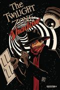Twilight Zone Shadow #1 (of 4) Cvr A Francavilla