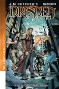 Jim Butcher Dresden Files Wild Card #1 (of 6) *Special Discount*